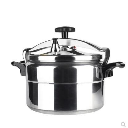 高壓鍋壓力鍋高壓鍋大容量燃氣鍋鋁制安全壓蓋式鍋家用加厚款防爆壓力鍋  汪喵百貨