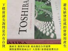 二手書博民逛書店【英文原版】Toshiba罕見: Defining a New Tomorrow 東芝的未來世界( 如圖)Y2
