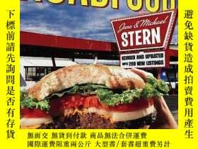 二手書博民逛書店罕見RoadfoodY256260 Jane Stern Broadway 出版2008