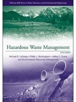 二手書博民逛書店《Hazardous Waste Management》 R2Y
