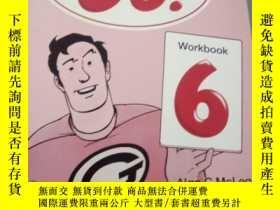 二手書博民逛書店Get罕見Set Go! 6 WorkbookY15389 Ca