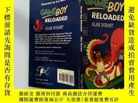 二手書博民逛書店Game罕見Boy Reloaded:重新加載遊戲男孩Y200392