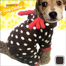 寵物衣│變身立體麋鹿造型寵物服裝.耶誕聖誕寵物衣服秋冬保暖寵物百貨中小型犬狗貓推薦哪裡買