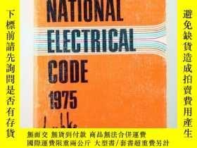 二手書博民逛書店B000HWK0YM罕見National Electrical Code 1975-B000HWK0YM國家電氣規