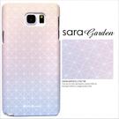 3D 客製 渲染 漸層 藍粉 幾何 Samsung Galaxy 三星 S6 S7 J7 2016 A9 Note2 Note3 Note4 Note5 Note7 ASUS Zenfone3 手機殼