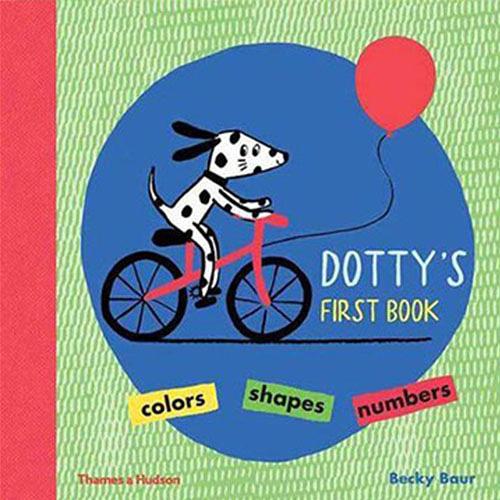 Dotty's First Book 點點的第一本書 硬頁書