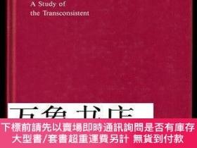 二手書博民逛書店In罕見Contradiction. A Study of the Transconsistent (Nijhof