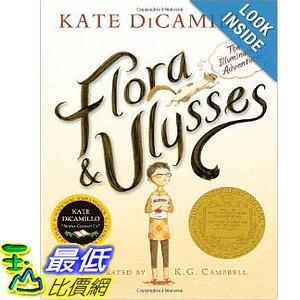 【103玉山網】 2014 美國銷書榜單 Flora and Ulysses: The Illuminated Adventures   $697