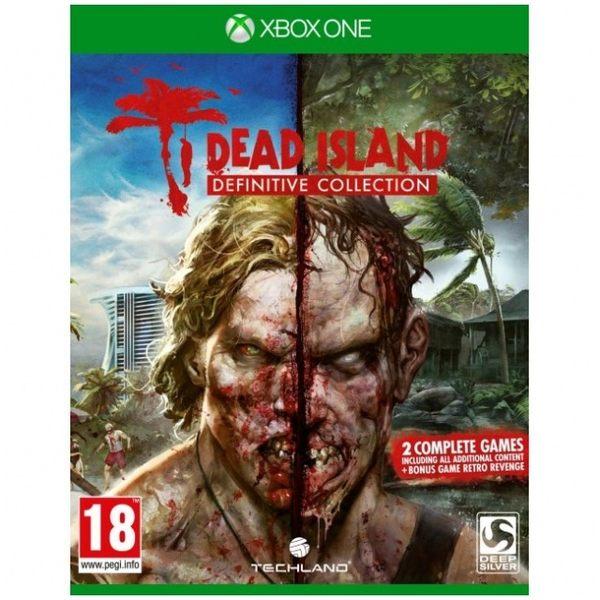 XBOXONE-死亡之島 英文版 新品 PLAY-小無電玩