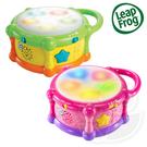 Leap frog 跳跳蛙 繽紛彩色學習鼓 (綠/粉)【佳兒園婦幼館】