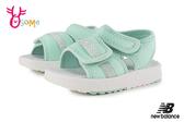 New Balance 小童 寶寶涼鞋 時尚潮流穿搭 運動涼鞋 爆款韓版 韓國製 O8563#綠色◆OSOME奧森鞋業