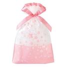 【BlueCat】粉色爛漫櫻花拉繩糖果袋 禮物袋 包裝袋