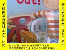 二手書博民逛書店英文原版look罕見out!Y17584 本書編輯部 本書出版社 出版2012