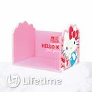 ﹝Kitty45週年收納小物架﹞正版 書架 收納架 架子 置物盒 凱蒂貓〖LifeTime一生流行館〗