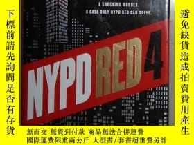 二手書博民逛書店英文原版罕見NYPD Red 4 by James Patter