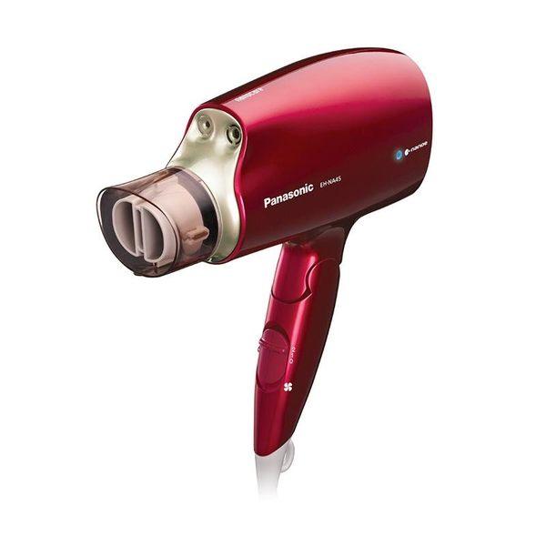 Panasonic 奈米水離子吹風機 EH-NA45/RP 桃紅【送烘罩器】