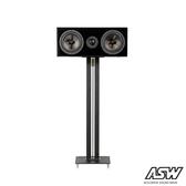 德國 ASW Cantius 312C 中置喇叭/揚聲器 (消光黑/消光白)