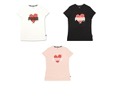 PUMA 女 HEART短袖T恤-58789727