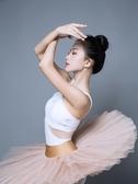 空中瑜伽服女三角塑身芭蕾舞蹈練功服連體服學院藝考性感形體操服
