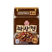 韓國不倒翁 炸醬麵(4入裝)【小三美日】