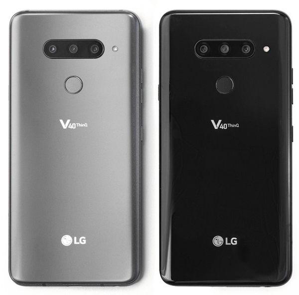 LG台規全新 V40 ThinQ 6G/128G 6.4吋OLED熒幕 雙卡雙待 5鏡頭超遠對焦 防水防塵