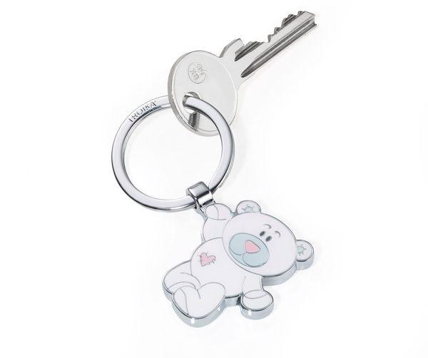 【WIZ微禮】TROIKA 白熊鑰匙圈