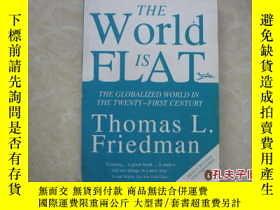 二手書博民逛書店THE罕見WorIdFL IS AT Thomas L. Fri