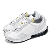 Nike 休閒鞋 Air Max Pre-Day 灰 白 氣墊 小白鞋 男鞋 女鞋 全新鞋款 外露式氣墊 【ACS】 DA4263-100