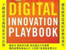 二手書博民逛書店The罕見Digital Innovation Playbook: Creating a Transformati