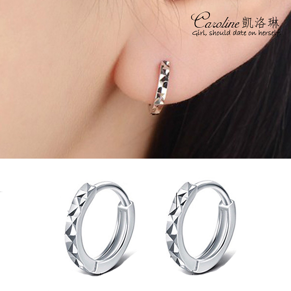 《Caroline》★【天女】甜美魅力、高雅大方設計配飾時尚耳環68365
