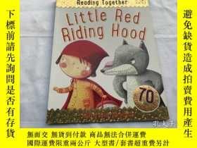 二手書博民逛書店Reading罕見Together Little Red Riding HoodY8204 COLOUR IL