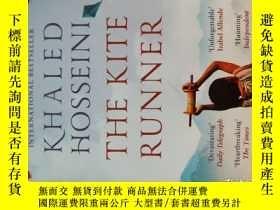 二手書博民逛書店追風箏的人英文原版罕見小說The Kite RunnerY267049 Hosseini, Khaled Bl