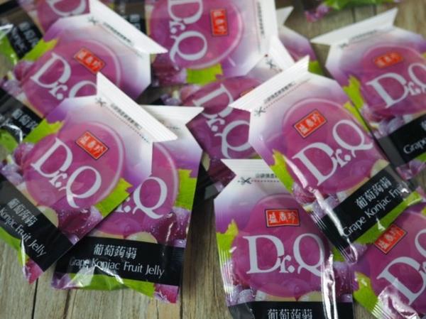 盛香珍Dr.Q蒟蒻擠壓式果凍包 芒果 / 荔枝 / 葡萄 / 綜合口味 450G 甜園