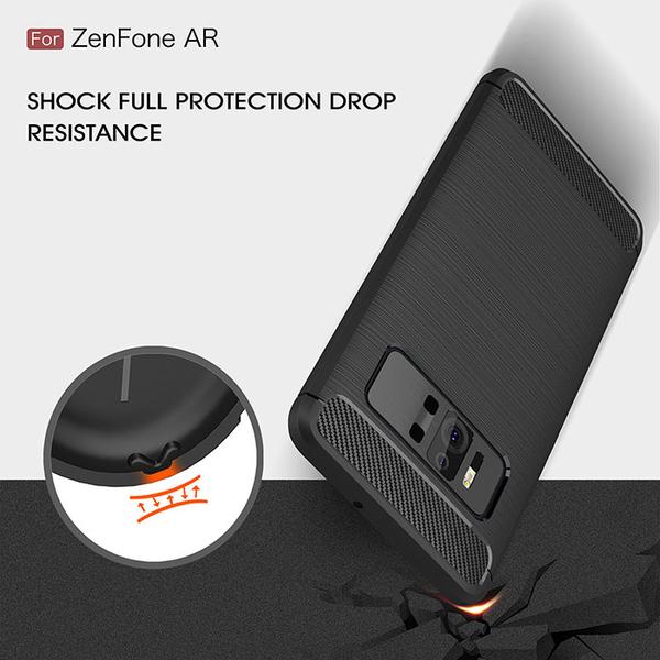 炭纖維 髮絲紋TPU保護殼Samsung全系列 適用於Google pixel Sony ZenFone AR oppo R17