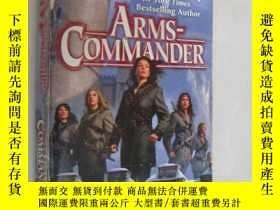 二手書博民逛書店罕見Arms-commanderY146810 L.E. Mod