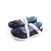 ♥小花花日本精品♥Hello Kitty深藍蝴蝶結兒童鞋包鞋淑女鞋防滑外出鞋深藍色台灣製718616