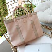 筆電包    蘋果13.3/14/15寸手提電腦包防水文件包袋