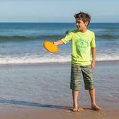 天天新品迪卡儂 兒童戶外泡沫軟飛盤玩具飛碟好玩幼兒園親子安全耐咬SBT