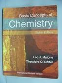 【書寶 書T6 /大學理工醫_WFQ 】Basic Concepts of Chemistry
