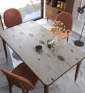 北歐桌墊桌布防水防油...