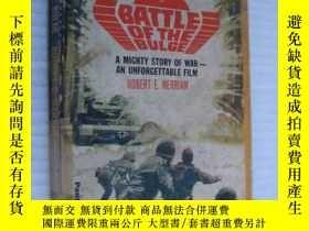 二手書博民逛書店1966年印製罕見Battle of the Bulge:A M