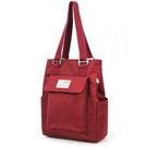 手提包學生手拎包側背包女大容量補課書包大學生上課包補習手提袋 小山好物