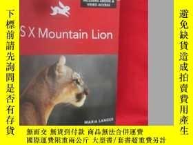 二手書博民逛書店OS罕見X Mountain Lion: Visual Quic