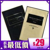 【專區任選10件折$100】韓國 WellDerma 夢蝸 黑珍珠保濕黑炭/蜂蜜金箔面膜 單片入 (25ml)【BG Shop】