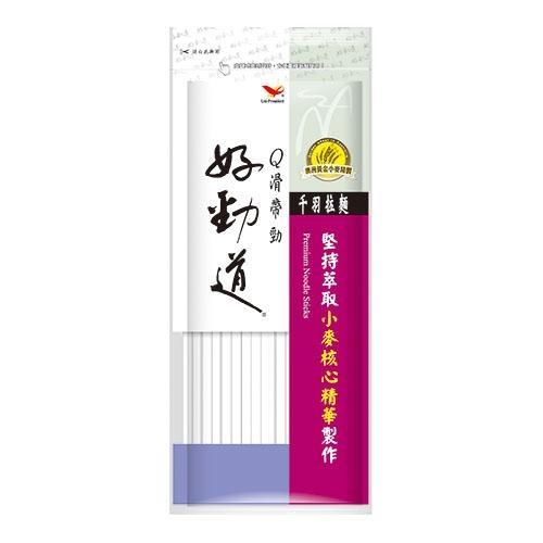 統一好勁道千羽拉麵320g【愛買】