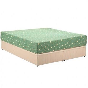 【Homelike】麗緻6尺床台-雙人加大(三色可選)白橡木紋