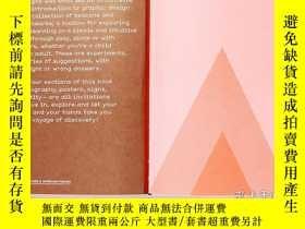 二手書博民逛書店英文原版罕見Graphic Design Play Book 平