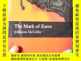 二手書博民逛書店The罕見Mark of ZorroY15389 Johnsto