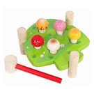 【Mentari 木製玩具】蘑莉菇敲打台...
