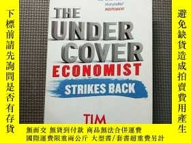 二手書博民逛書店THE罕見UNDER COVER ECONMIST STRIKE